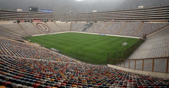 Reportan robo en el Estadio de la Final de la Copa Libertadores