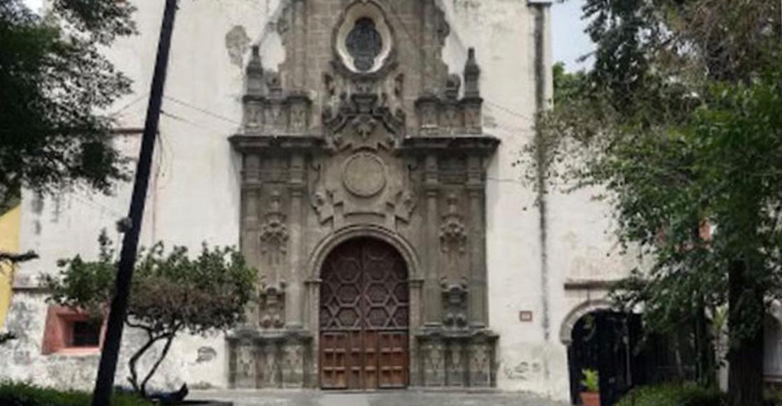 Ya no respetan nada: Roban en iglesia de Azcapotzalco y se llevan hasta un tambo de plástico