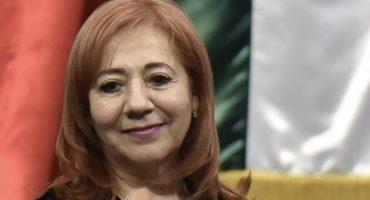 ¿Han asesinado periodistas?, pregunta Rosario Piedra, nueva titular de la CNDH