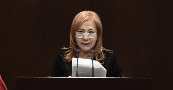Explica Piedra Ibarra que ella también es una víctima ante Diputados