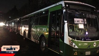Aquí las 10 rutas que tendrá RTP para regresar del Corona Capital 2019