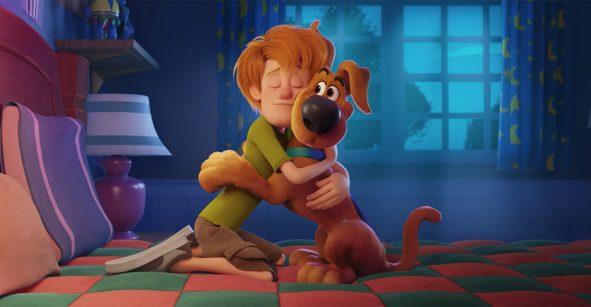 Acá les dejamos el primer tráiler de 'Scoob!', la película de Scooby Doo y su amistad con Shaggy