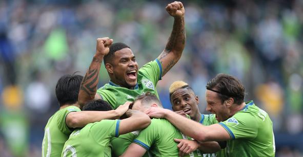 El Seattle Sounders de Raúl Ruidíaz se corona en la MLS