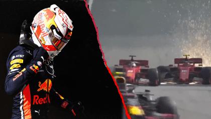 El triunfo de Verstappen y la tontería de Vettel contra Leclerc: Lo que dejó el Gran Premio de Brasil