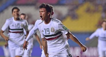 ¡Orgullo nacional! El Tri Sub 17 califica a las Semifinales del Mundial tras vencer a Corea