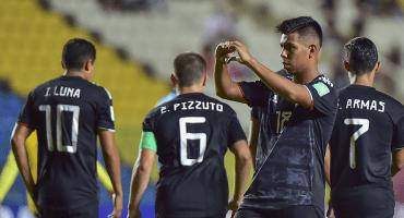 El Tri Sub 17 golea 8-0 a Islas Salomón y califica a los Octavos de Final del Mundial