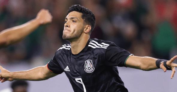 Raúl Jiménez, a 3 tantos de entrar al Top 10 de máximos goleadores de la Selección Mexicana