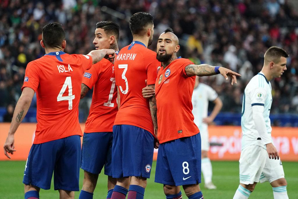 Seleccionados de Chile se negaron a jugar ante Perú y han cancelado su partido