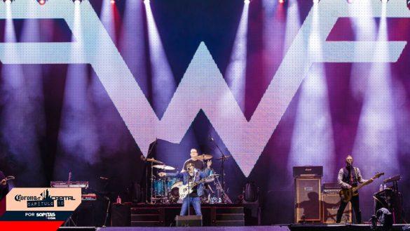 Buddy Holly! Aquí te dejamos el setlist que Weezer podría tocar en el Corona Capital 2019