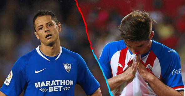 Sevilla también deja plantado a Chivas para juego amistoso