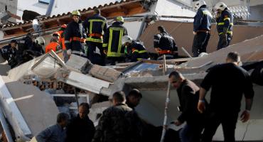 Sismo de magnitud 6.4 cimbra Albania; hay al menos 13 muertos y cientos de heridos