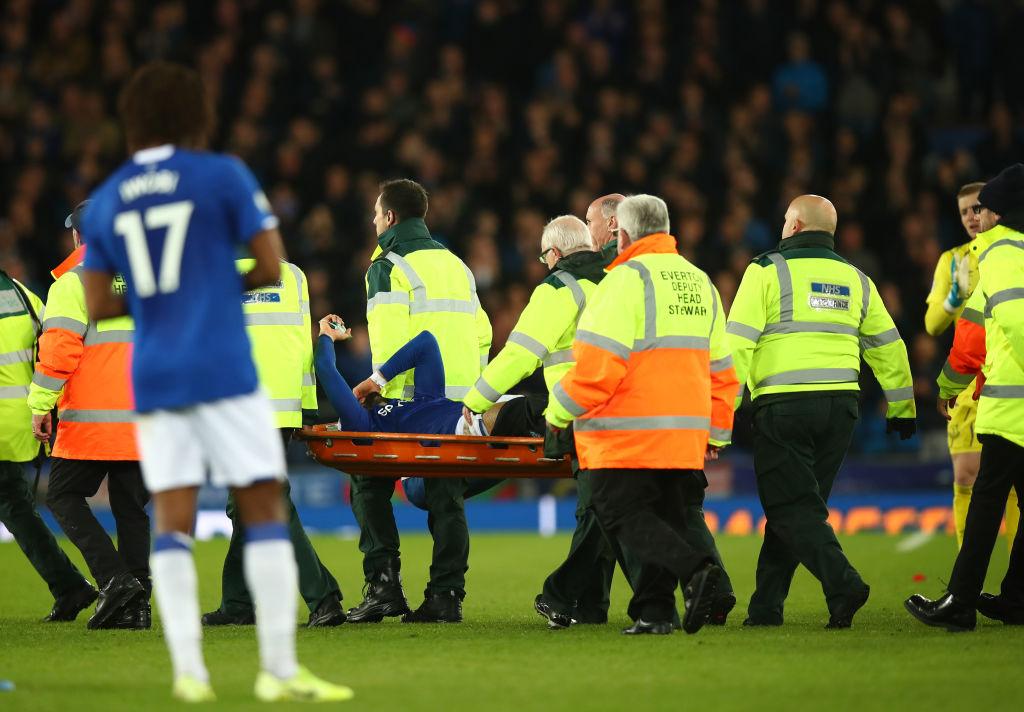 Everton investigará racismo sobre Son Heung-Min por la lesión de André Gomes