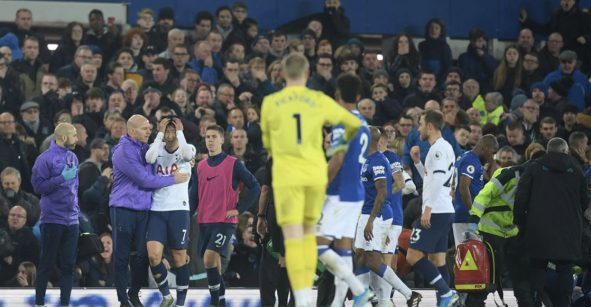 Everton investigará racismo contra Son Heung-Min tras la lesión de André Gomes