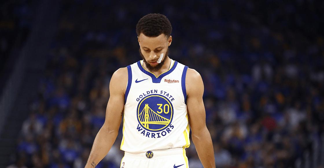Steph Curry causará baja durante tres meses con los Warriors