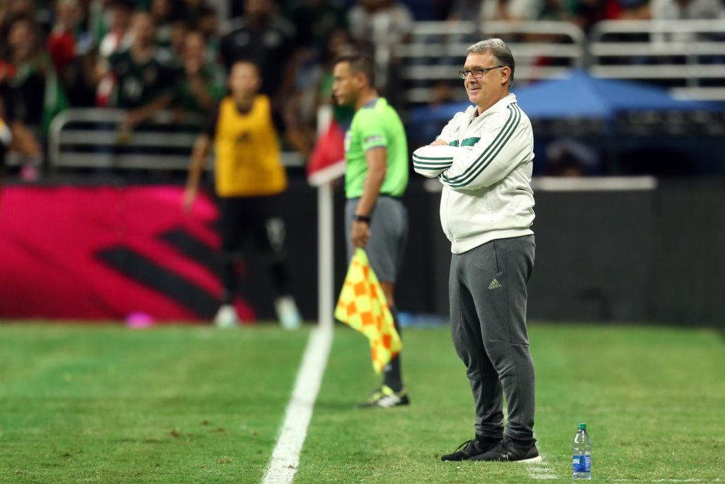 'Tata' Martino jugará con cuadro alterno ante Bermudas ahora que México ya calificó a semifinales