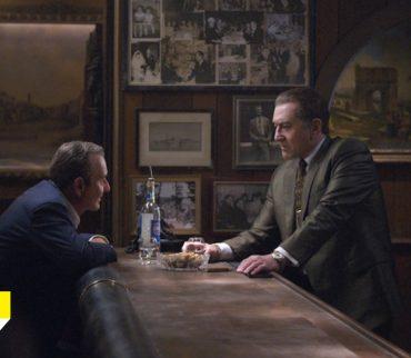 'The Irishman' es el regreso de Scorsese a las historias que mejor sabe contar