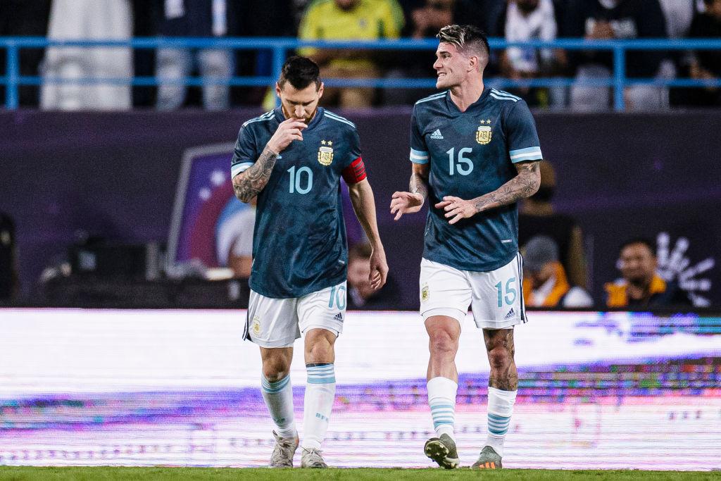 Thiago Silva acusó a Lionel Messi de influir y controlar a los árbitros a su favor
