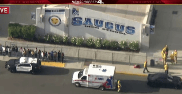 Reportan tiroteo en un colegio de California; hay al menos 4 heridos