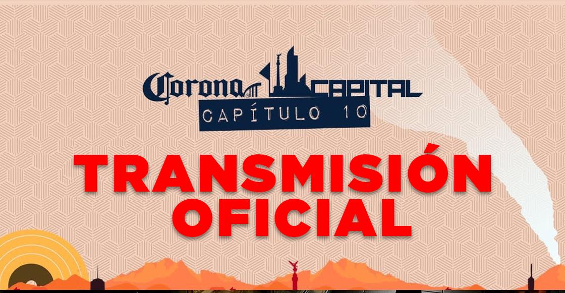 ¡Sigue por aquí la transmisión oficial del Corona Capital 2019!
