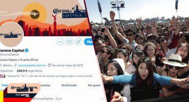 Twitter lanzará su primer juego interactivo a nivel global en el Corona Capital 2019