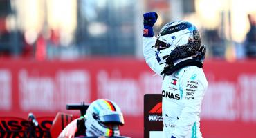 Valtteri Bottas largará desde la pole position en el Gran Premio de Estados Unidos pese al enojo de Hamilton