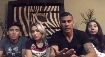 Carlos Salcido se despidió de Jorge Vergara con un emotivo video