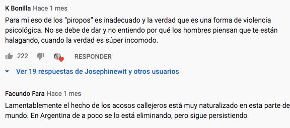 El video de una youtuber francesa que muestra lo normalizada que está la cultura del acoso a las mujeres en México