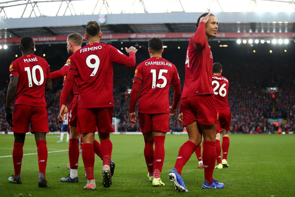 El doblete de Virgil Van Dijk que pone al Liverpool 11 puntos encima del City