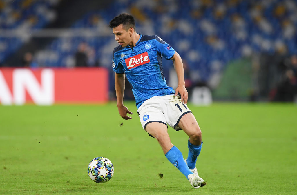 ¡Otra 'diablura'! El gol del 'Chucky' Lozano al Genoa en la Serie A