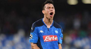 ¡Otra 'diablura'! El gol del 'Chucky' Lozano al Milan en la Serie A