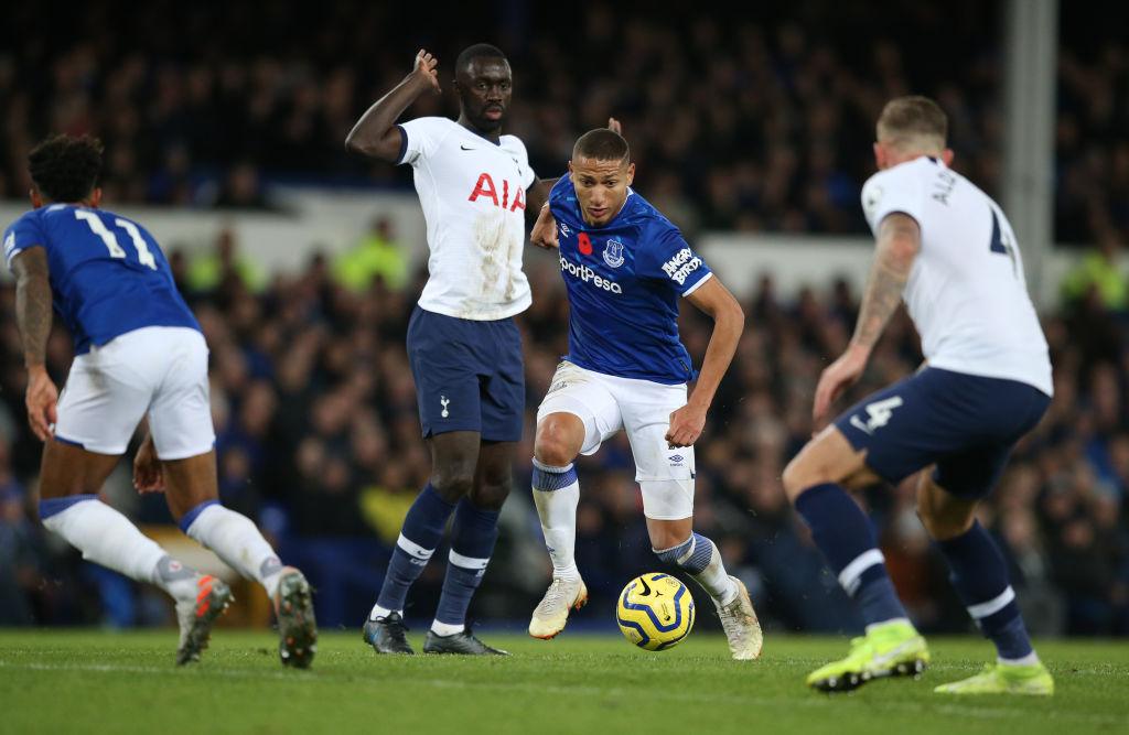 El OSO del Everton que Tottenham aprovechó para ganarles el partido