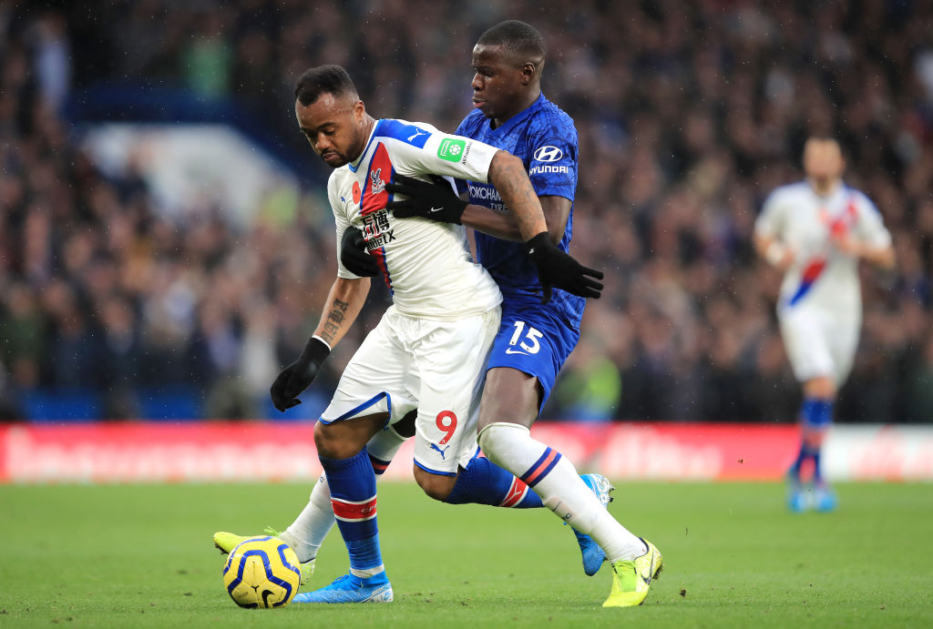 Chelsea gets 5 from Liverpool after beating Crystal Palace