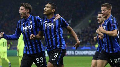 Atalanta consiguió histórica victoria frente al Dinamo Zagreb en la Champions League