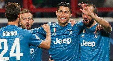 Juventus es el primer calificado a Octavos de Final tras su triunfo ante Lokomotiv