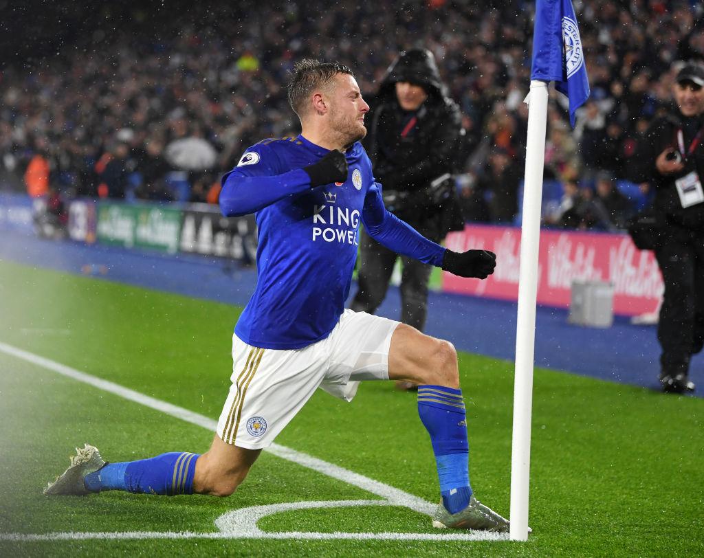Vardy y Madisson evidenciaron a un Arsenal que se 'está cayendo a pedazos'