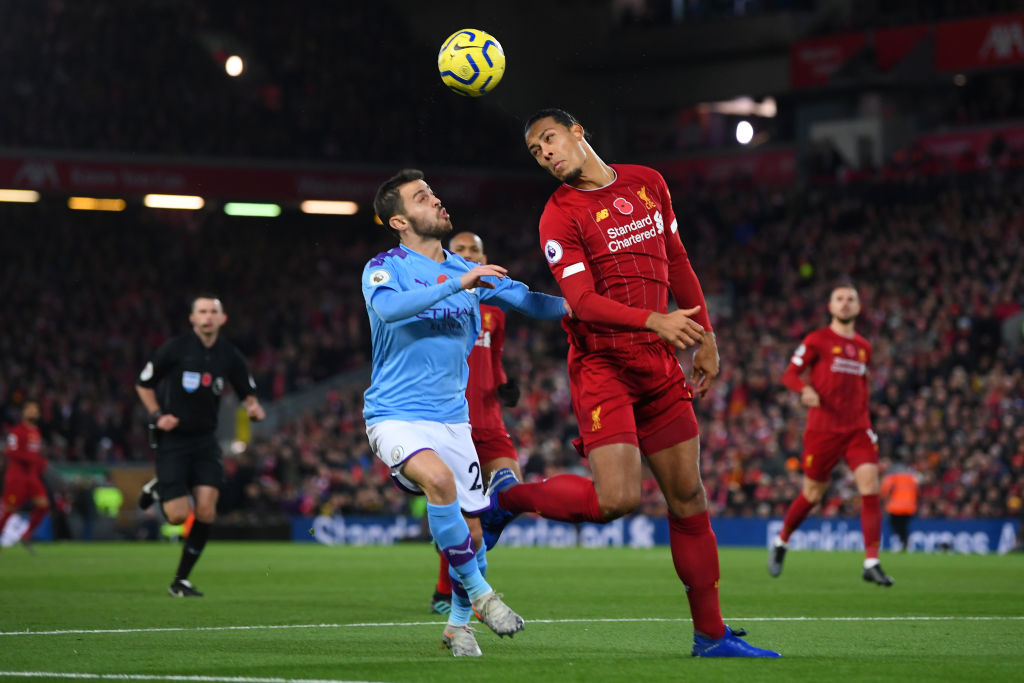 The thunderous win from Liverpool to Manchester City that lowered them to 4th place