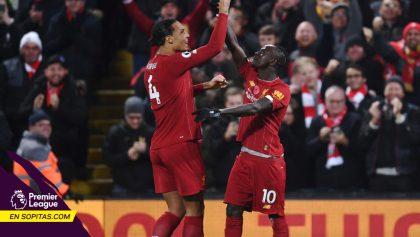 La estrepitosa goleada del Liverpool al Manchester City que los bajó al 4° lugar