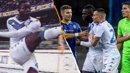 Mario Balotelli 'amenazó' con salirse del partido tras sufrir insultos racistas