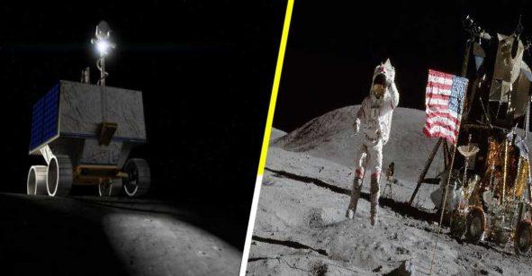 Conoce a VIPER, el robot de la NASA que buscará agua en la Luna