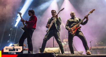 El agasajo de Weezer en el Corona Capital 2019: Siguieron tocando cuando ya había acabado su tiempo