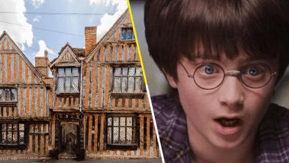 Saquen todos sus galeones de oro: ¡Ya puedes rentar en Airbnb la casa de la infancia de Harry Potter!