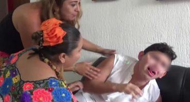 Un youtuber mexicano intentó comerse dos chiles habaneros y terminó en el hospital 😂