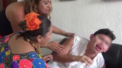 Un youtuber mexicano intentó comerse dos chiles habaneros y terminó en el hospital