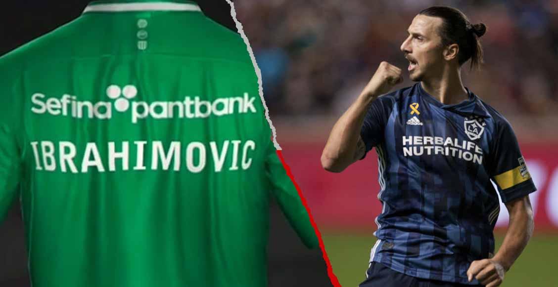 Ni Milan ni Manchester: Zlatan reveló con qué equipo jugará la siguiente temporada