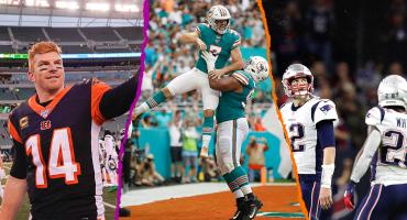 Ya todos ganaron, el truco de Miami y la peor División: 7 puntos para resumir la Semana 13 de la NFL