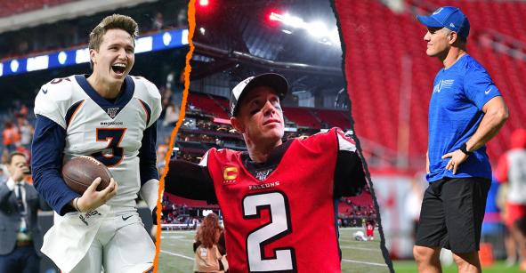 El veredicto de LeBron James, el regreso de Eli Manning y el histórico Matt Ryan: 7 puntos para resumir la Semana 14 de la NFL