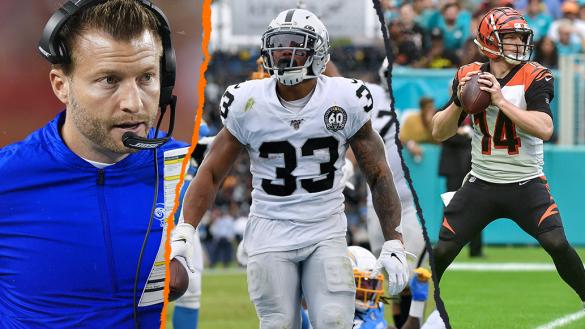 Sin subcampeón, el peor del año y los que 'se aferran': 7 puntos para resumir la Semana 16 de la NFL