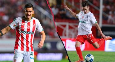 ¡Llegó el combo! Chivas anuncia a Alexis Peña y Jesús Angulo como sus refuerzos