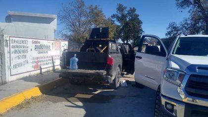 Renuncia director de Seguridad de Villa Unión, Coahuila, tras balacera