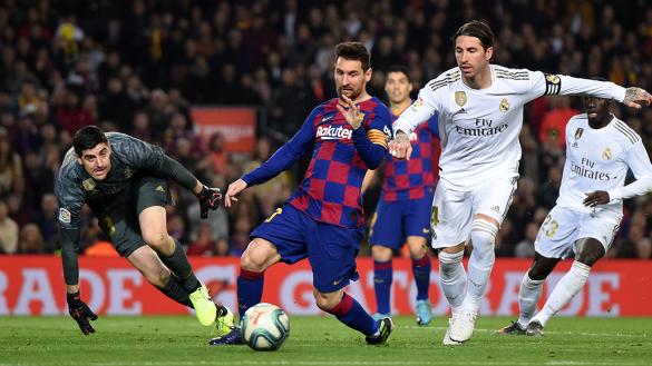 Seis y contando: Barcelona extendió racha invicta ante el Real Madrid